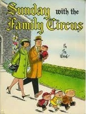 Sunday with the Family Circus (Family Circus, #4)