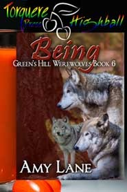 Being (Green's Hill Werewolves, #6)