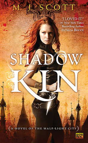 Shadow Kin by M.J. Scott