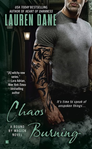 Chaos Burning by Lauren Dane