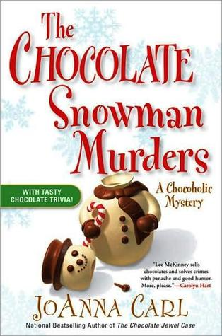 The Chocolate Snowman Murders (A Chocoholic Mystery #8)