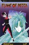Flame of Recca, Vol. 02 (Flame of Recca, #2)