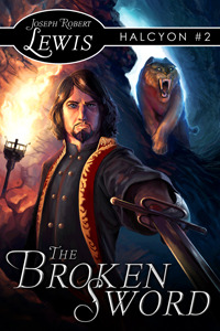The Broken Sword (Halcyon #2)