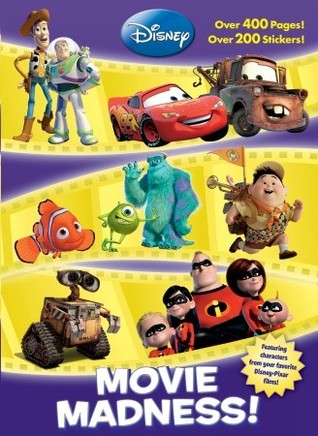 Movie Madness! (Disney/Pixar)