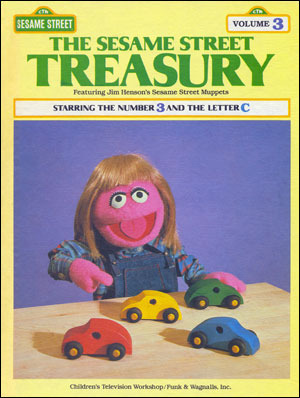 The Sesame Street Treasury, Vol. 3 by Linda Bove