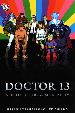 Doctor 13 by Brian Azzarello