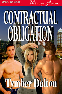 Contractual Obligation by Tymber Dalton