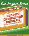 Los Angeles Times Sunday Crossword Puzzles, Volume 22