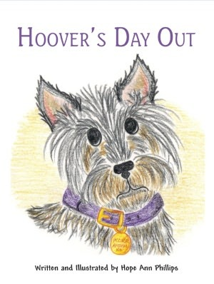 Hoover's Day Out by Hope Ann Phillips