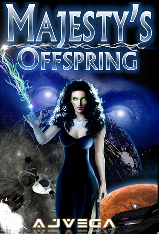 Majesty's Offspring by A.J. Vega
