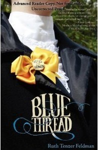Blue Thread by Ruth Tenzer Feldman