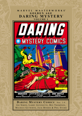 Marvel Masterworks by Marvel Comics
