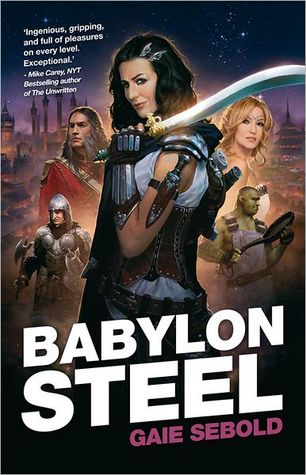 Babylon Steel (Babylon Steel #1)
