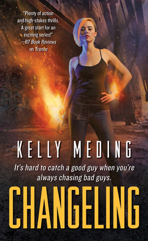 Changeling by Kelly Meding