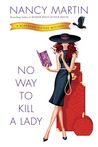 No Way to Kill a Lady (Blackbird Sisters Mystery, #8)