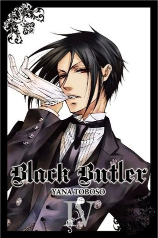 Black Butler, Vol. 4 by Yana Toboso