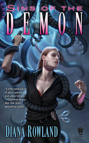 Post Thumbnail of Review: Sins of the Demon by Diana Rowland