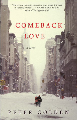 Comeback Love by Golden Peter