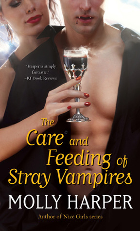 The Care and Feeding of Stray Vampires (Half Moon Hollow, #1)