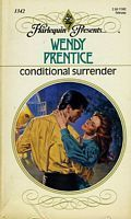 Conditional Surrender by Wendy Prentice