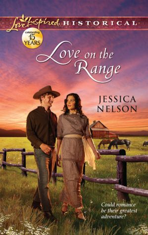 Love on the Range by Jessica Nelson