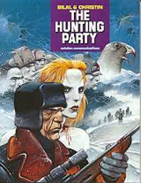 The Hunting Party by Enki Bilal
