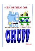 Chuff and the Race Cars by Peter Dempster