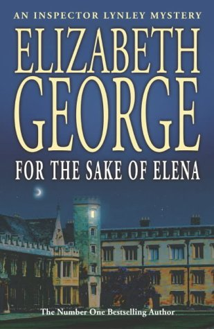 For the Sake of Elena (Inspector Lynley #5)