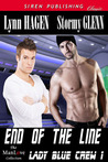 End of the Line (Lady Blue Crew, #1)