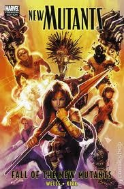 New Mutants, Vol. 3: Fall of the New Mutants