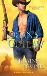 Logan's Outlaw (Men of Defiance, #4)