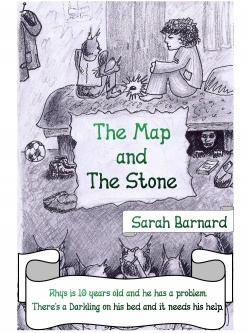 The Map and The Stone by Sarah Barnard