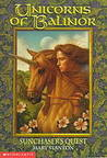 Sunchaser's Quest (Unicorns of Balinor, #2)
