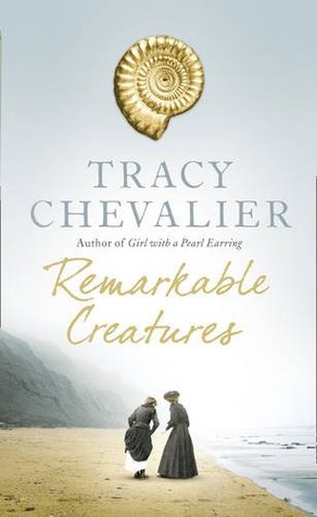 Remarkable Creatures, our Book Club selection for March 8