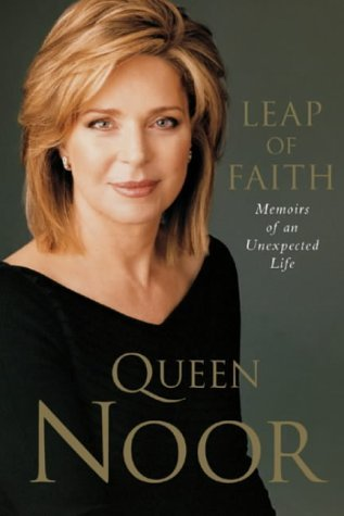 Leap of Faith  by Queen Noor