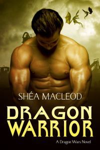 Dragon Warrior by Shéa MacLeod