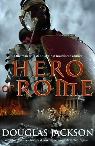 Hero of Rome by Douglas Jackson