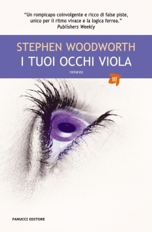 I tuoi occhi viola by Stephen Woodworth