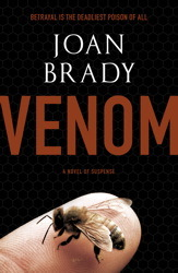 Venom by Joan  Brady
