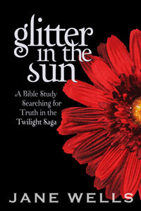 Glitter in the Sun by Jane Wells