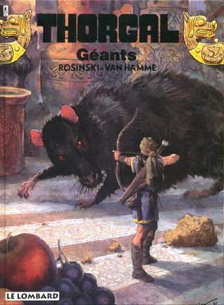 Géants (Thorgal, #22)