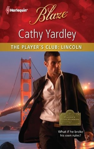 The Player's Club by Cathy Yardley