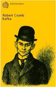Kafka by R. Crumb