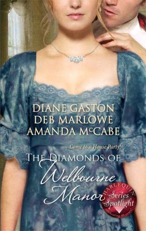 The Diamonds of Welbourne Manor by Diane Gaston