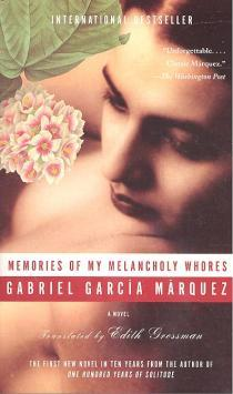 book show .Memories of My Melancholy Whores