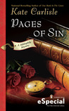 Pages of Sin: A Bibliophile Mystery - An eSpecial from New American Library