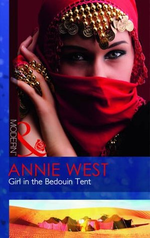 Girl in the Bedouin Tent by Annie West
