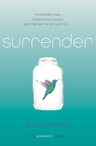 Surrender by Elana Johnson