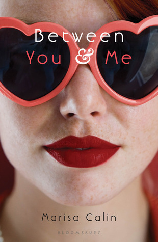 Between You & Me by Marisa Calin