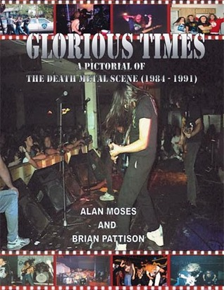 Glorious Times by Alan Moses